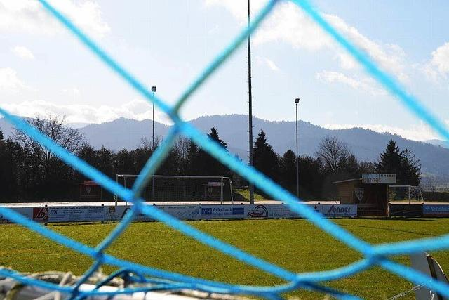 Sportplatz VfB Kirchhofen