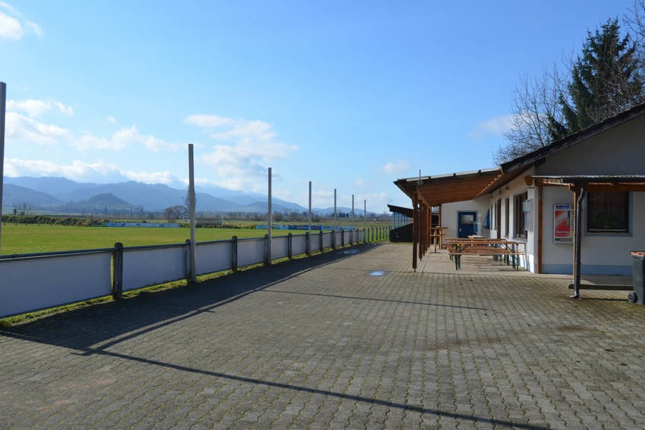 Sportplatz VfB Kirchhofen - Ehrenkirchen