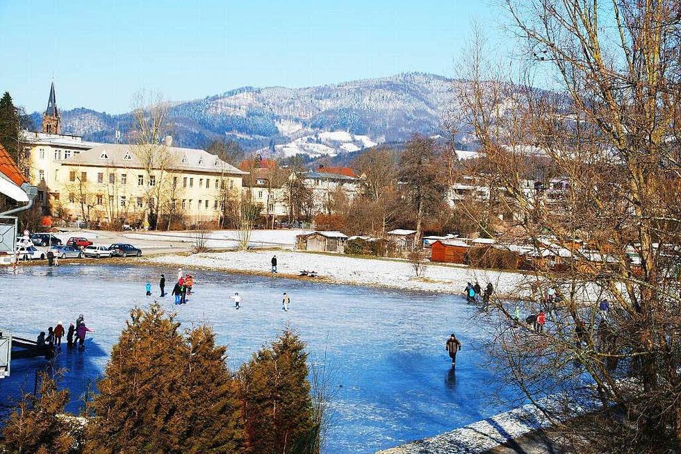 Eisweiher - Schopfheim