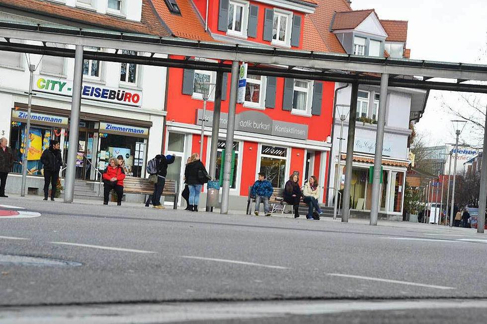 Oberrheinplatz - Rheinfelden