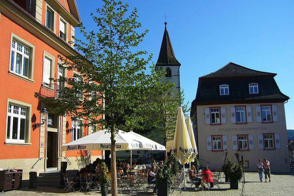 Markgräfler Platz - Müllheim