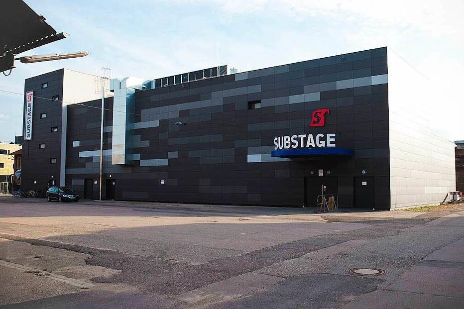 Substage - Karlsruhe