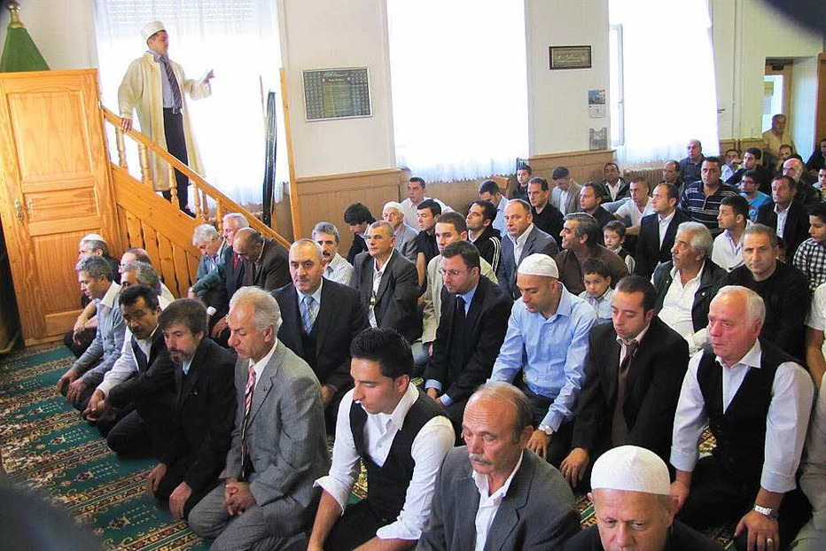 Ditib-Moschee - L�rrach