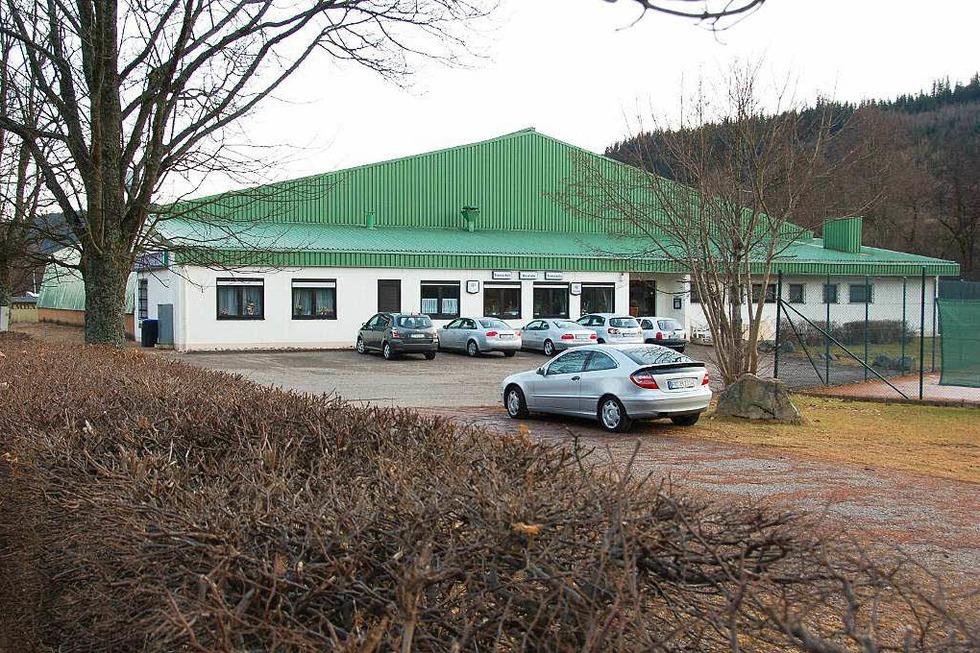 Tennishalle Neustadt - Titisee-Neustadt