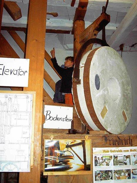 Museumsmühle Boll - Bonndorf