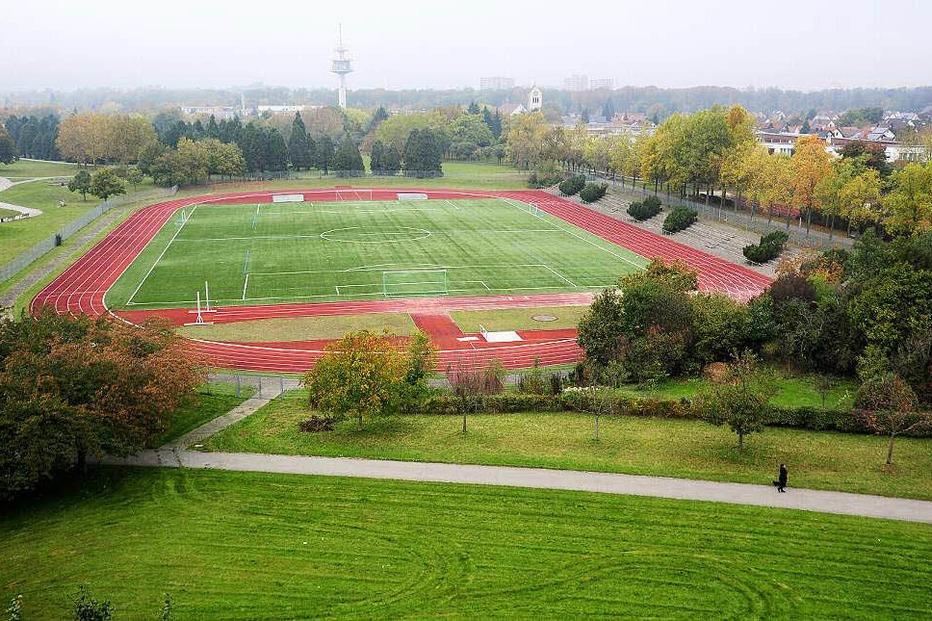 Seepark-Stadion - Freiburg