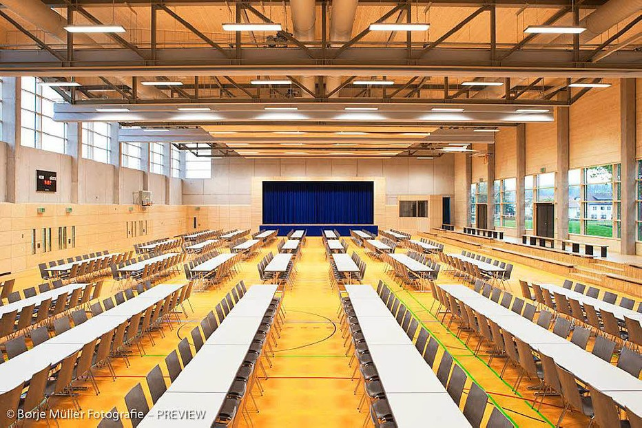 Alemannenhalle - Maulburg
