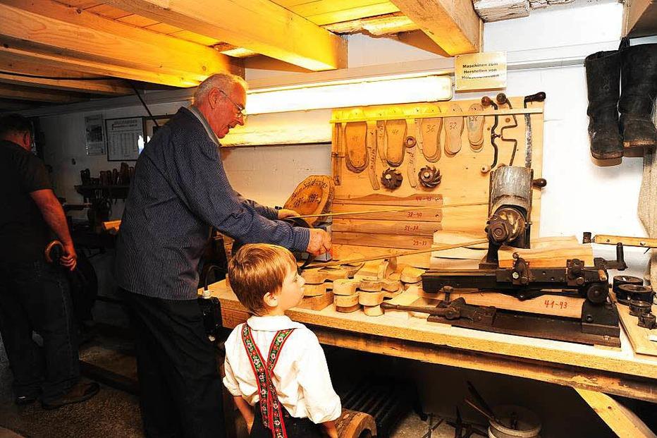 Ölmühle und Dorfmuseum Jockenhof - Simonswald