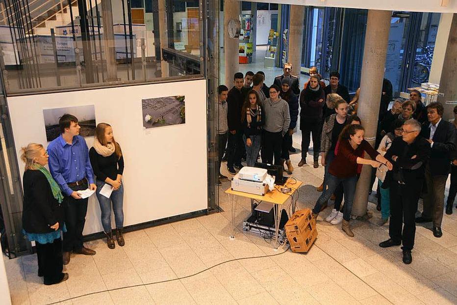 Rathaus-Foyer - Emmendingen