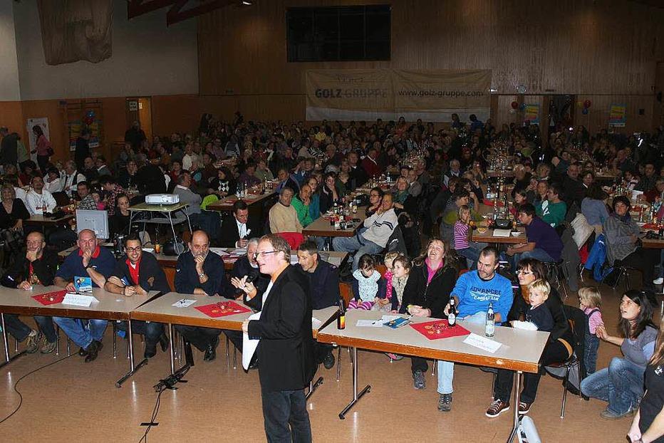 Wiesentalhalle Steinen-Höllstein - Steinen