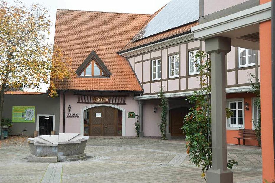 Heimatmuseum am Rathaus - Ihringen