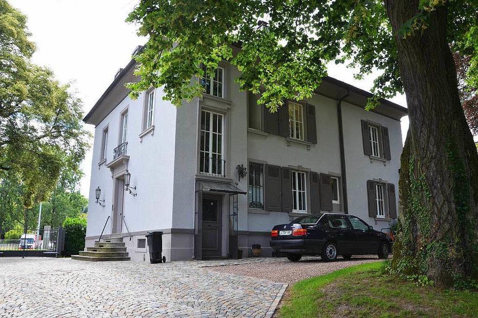 Villa Sch�pflin - L�rrach