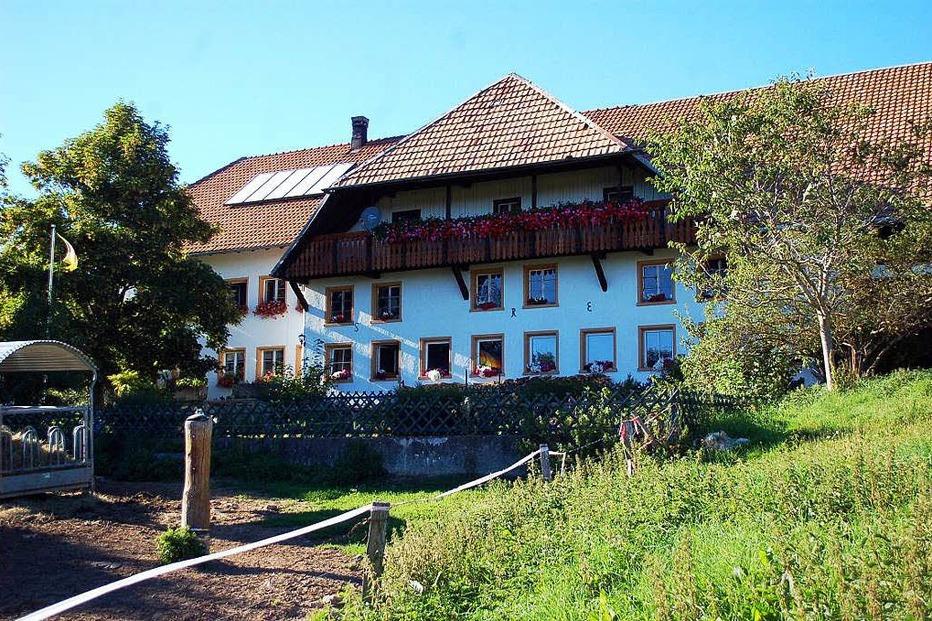 Nestorhof Rotzingen - Görwihl