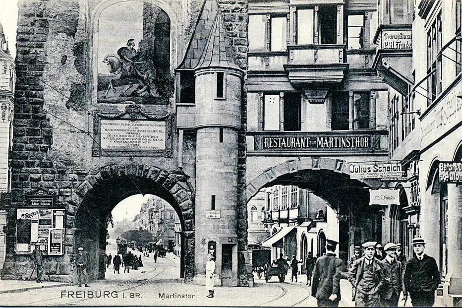 Martinstor - Freiburg