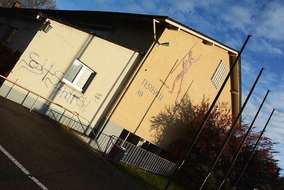Festhalle Haltingen - Weil am Rhein