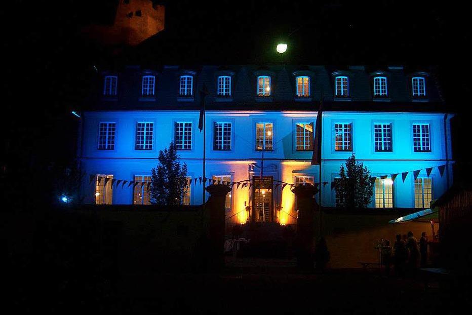 Schloss Hecklingen - Kenzingen