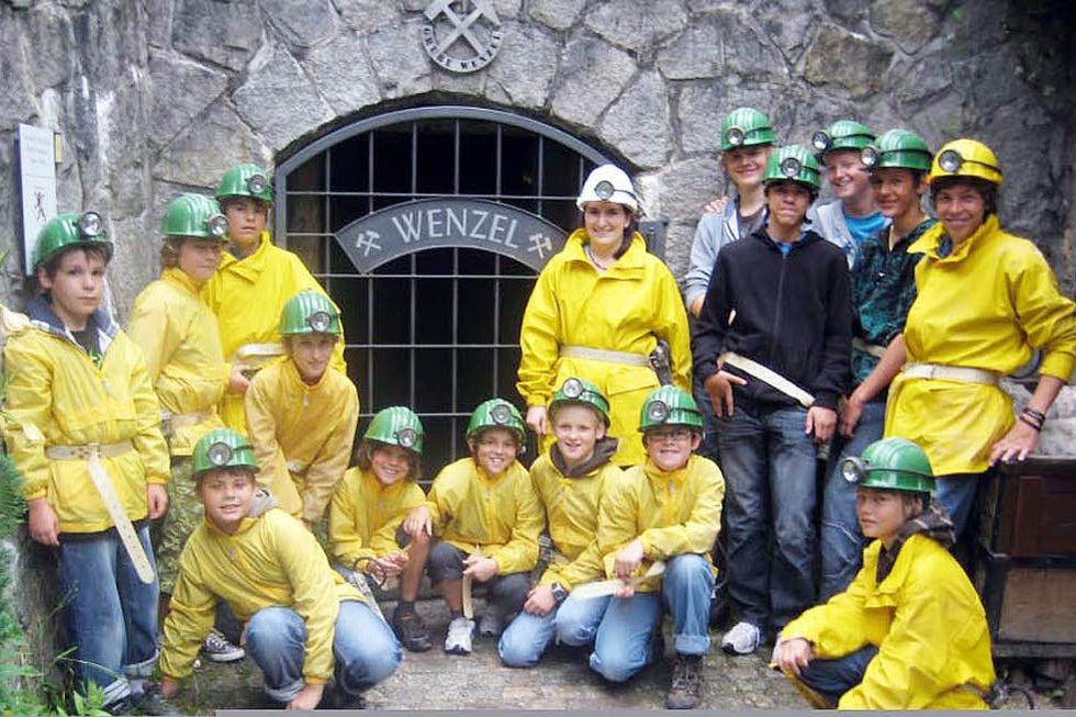 Besucherbergwerk Grube Wenzel - Wolfach