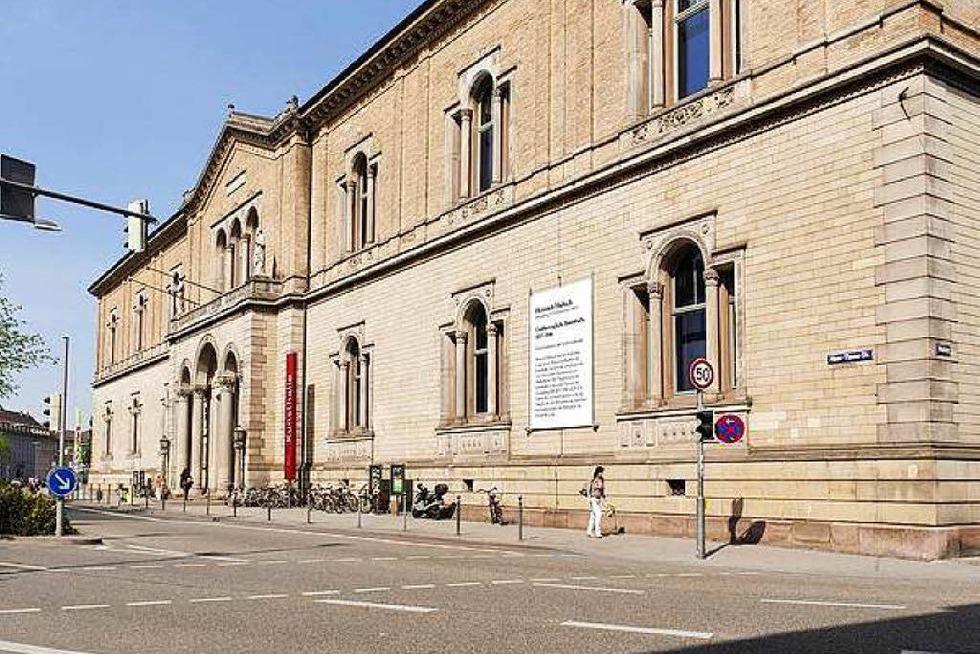 Staatliche Kunsthalle - Karlsruhe