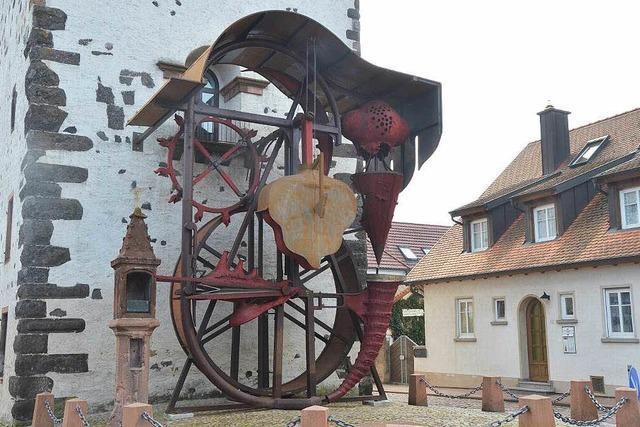 Radbrunnen auf dem Münsterberg
