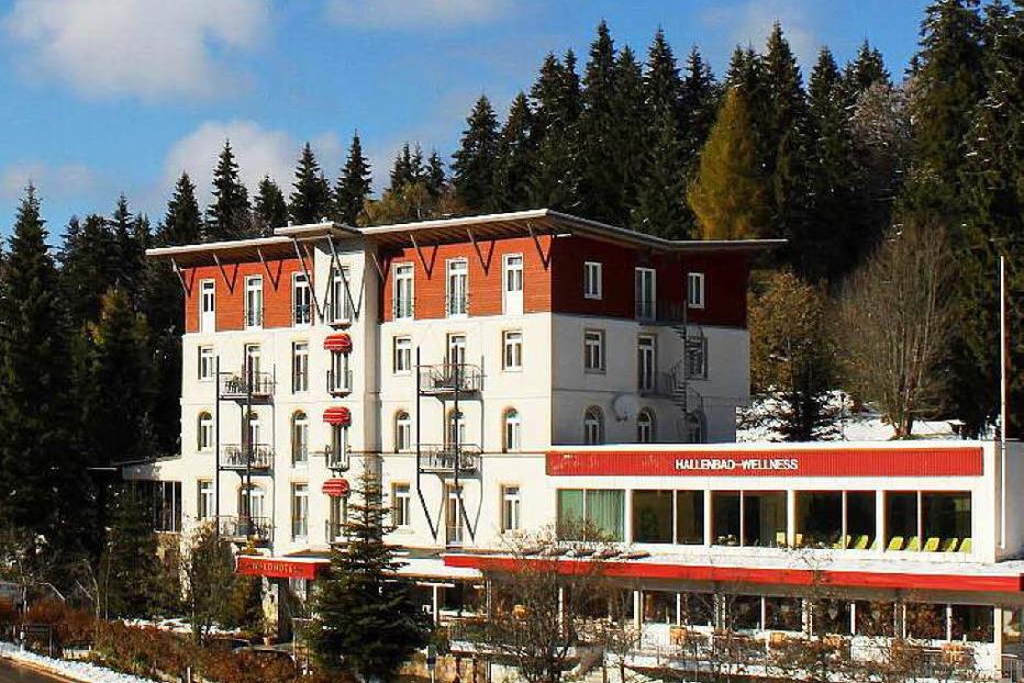 Waldhotel am Notschrei - Todtnau