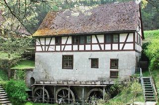 Museumsm�hle Blumegg (bei Lausheim)