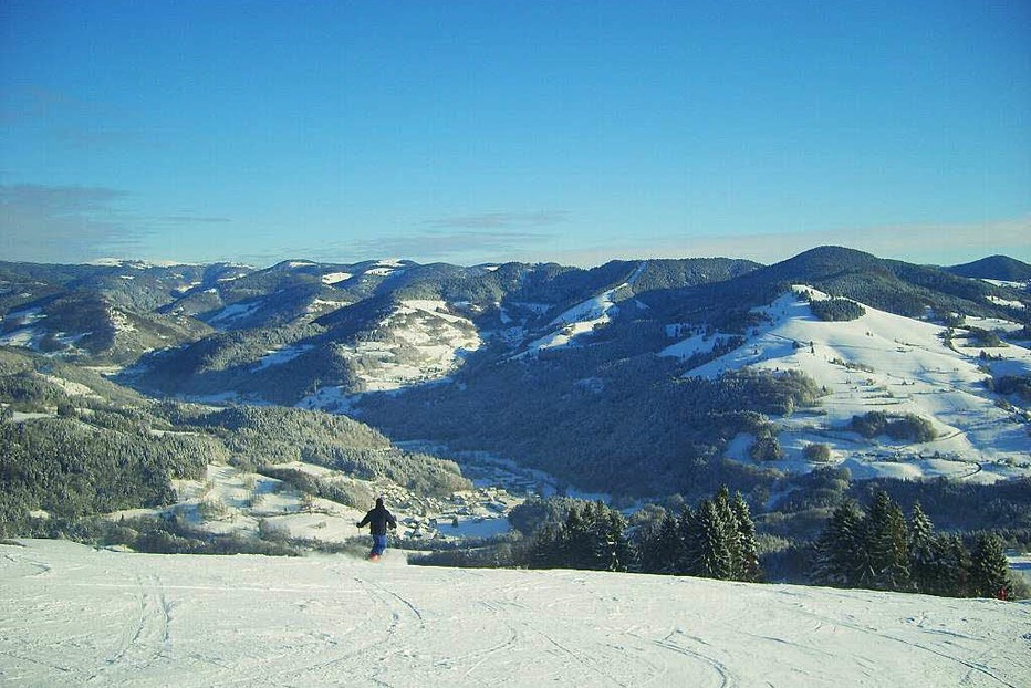 Ittenschwander Horn - Schönau