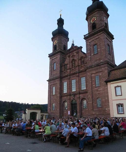Barockkirche - St. Peter