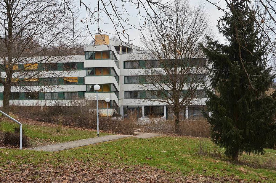 Kreiskrankenhaus - Rheinfelden