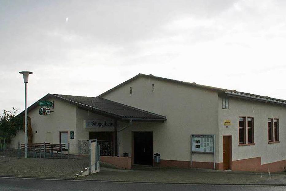 Sängerheim (Mußbach) - Freiamt