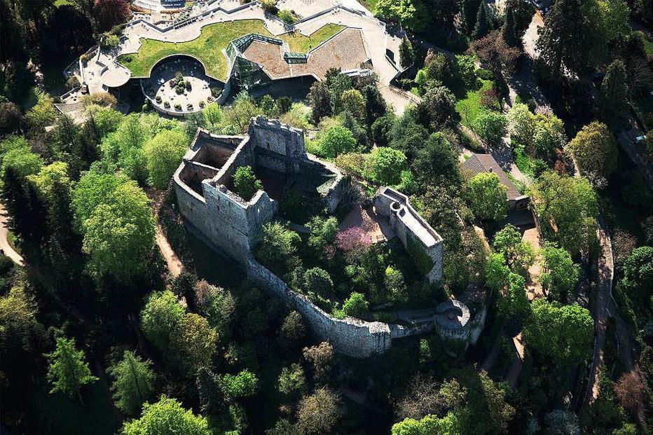 Burg Baden - Badenweiler