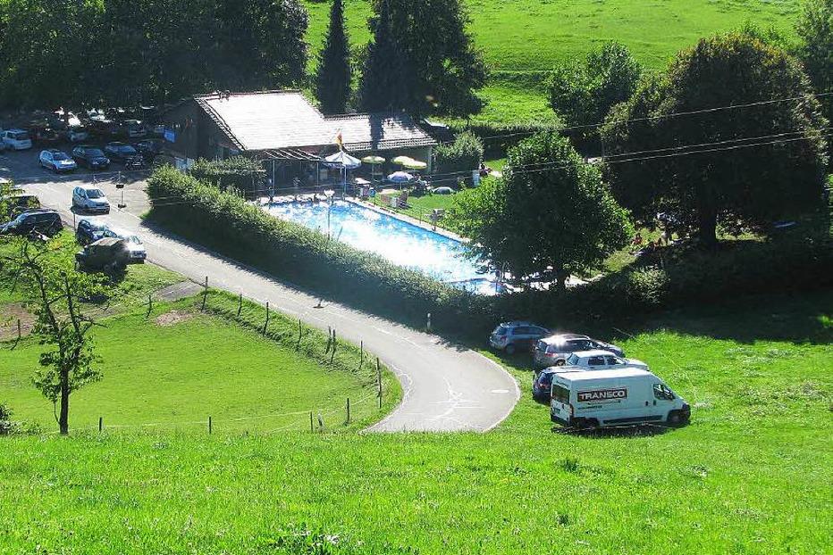 H�henschwimmbad Schweigmatt - Schopfheim