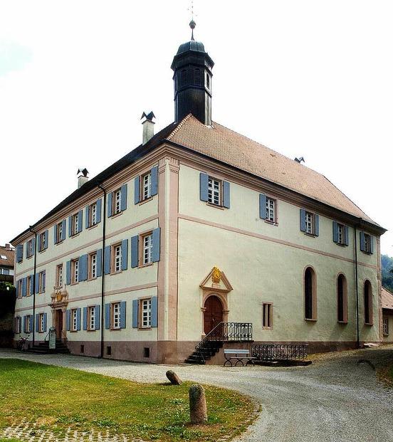 Schlössle Heiligenzell - Friesenheim