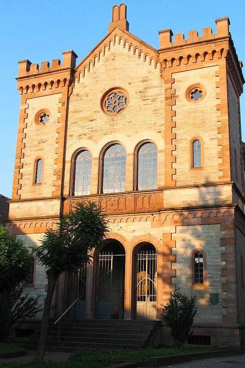 Ehemalige Synagoge - Kippenheim