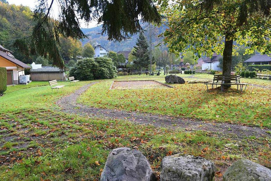 Wembacher Park - Schönau