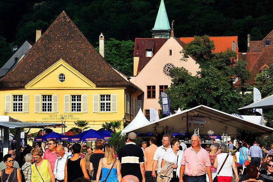 Alte Wache - Haus der badischen Weine - Freiburg