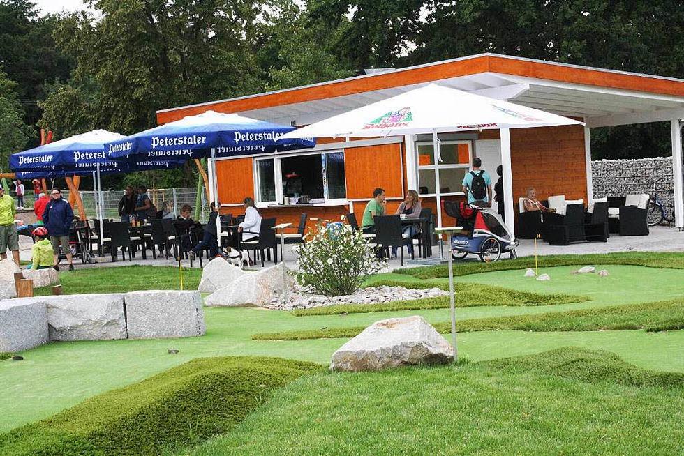 Kurpark - Bad Krozingen