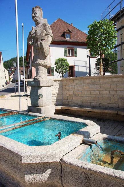 Johannisbrunnen - Stühlingen