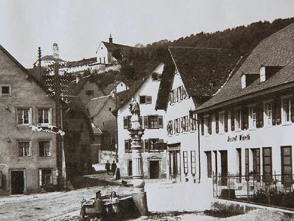 Johannisbrunnen - St�hlingen