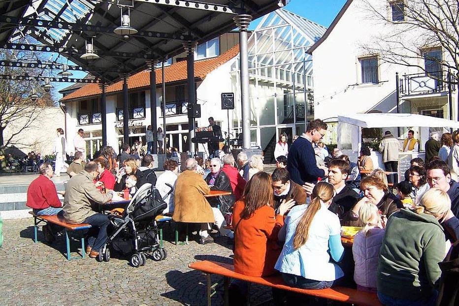 Lindenplatz - Heitersheim
