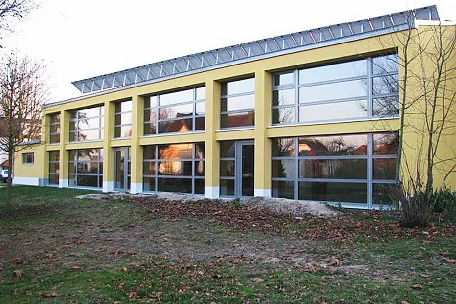 Silberberghalle (Allmannsweier) - Schwanau
