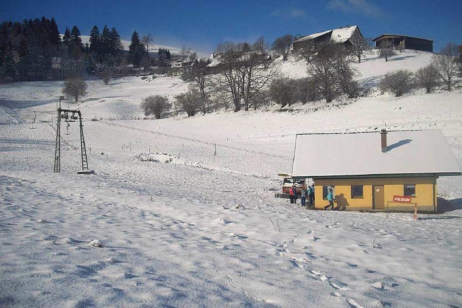 Bergbrunnenlift Gersbach - Schopfheim