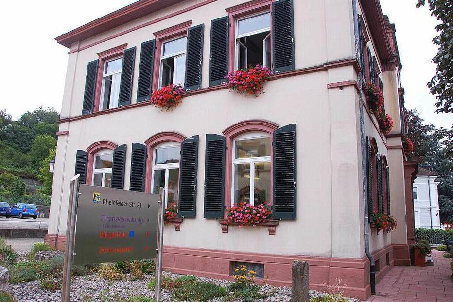 Rathaus Wyhlen - Grenzach-Wyhlen