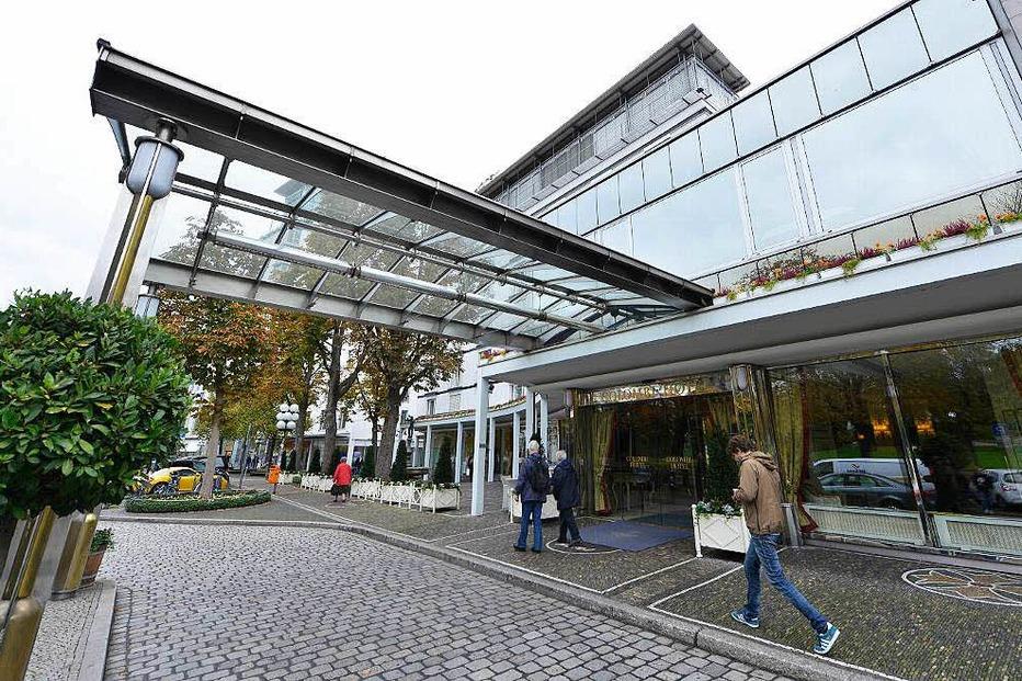Colombi-Hotel - Freiburg