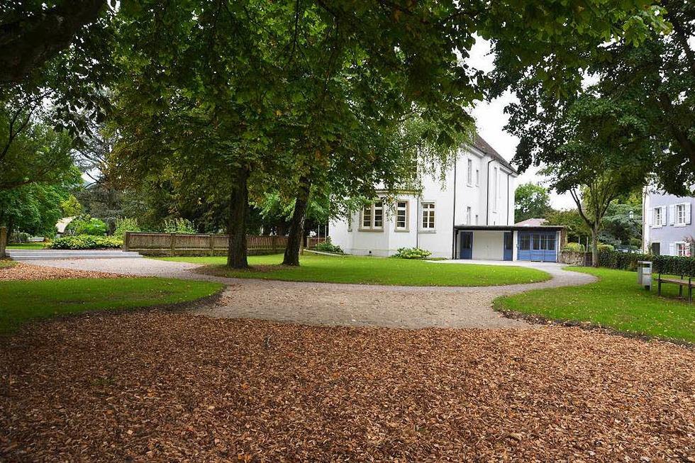 Schlosspark - Bad Säckingen