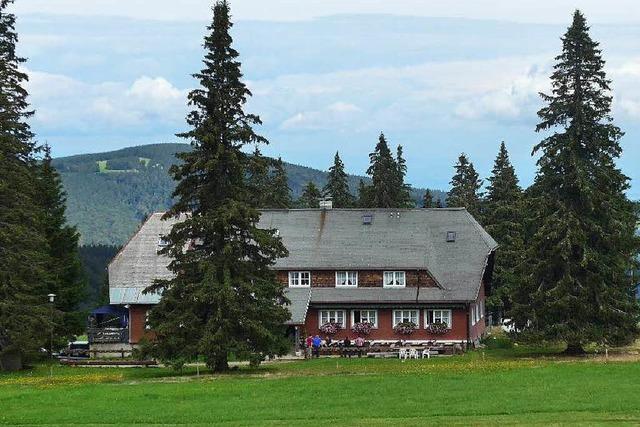 Berggasthaus Stübenwasen Todtnauberg