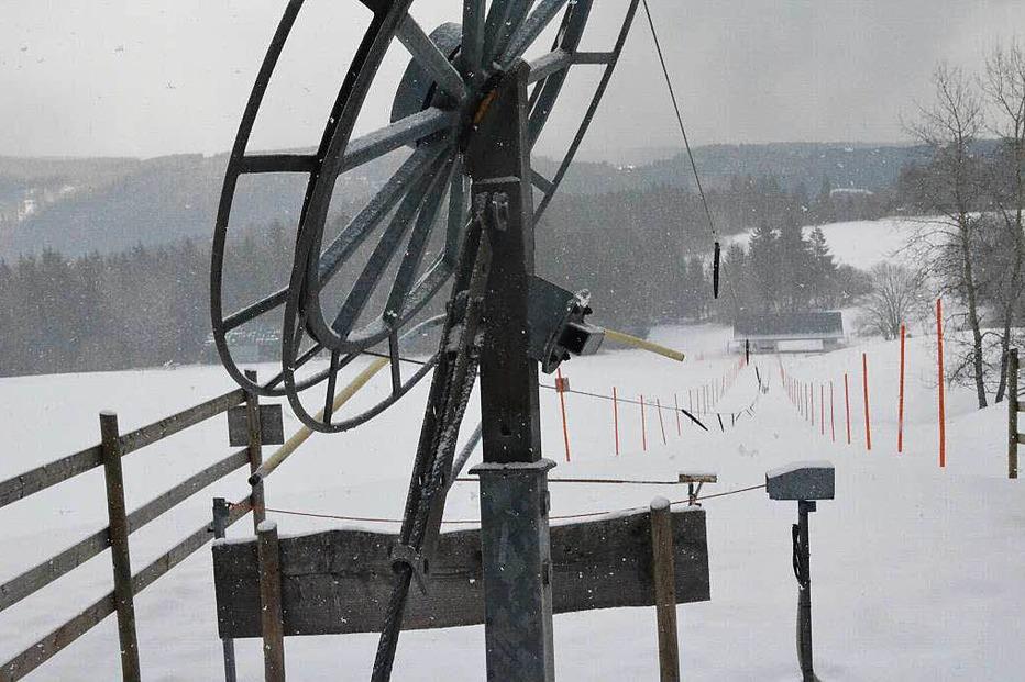 Skilift Im Lehen - Höchenschwand