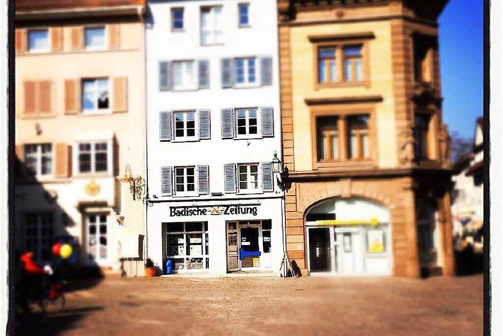 Münsterplatz - Bad Säckingen