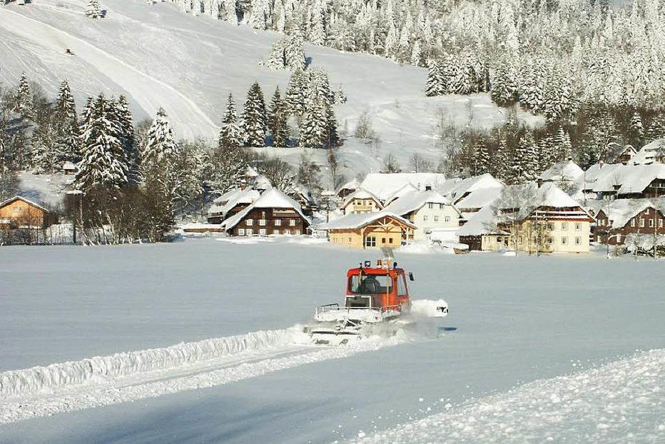 Hofloipe - Bernau