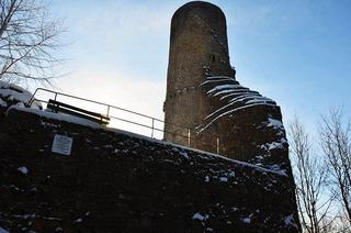 Ruine B�renfels