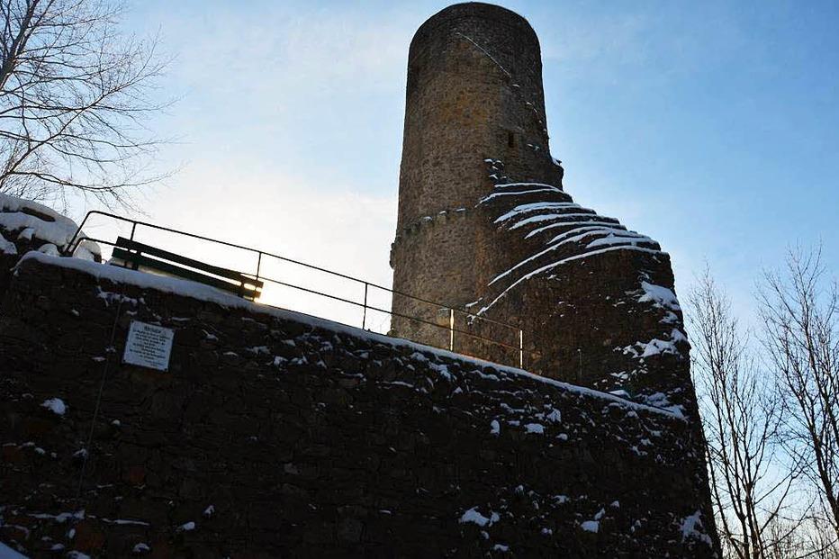 Ruine Bärenfels - Wehr